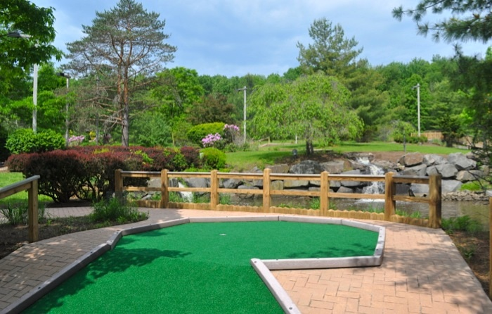 World Class Miniature Golf Course